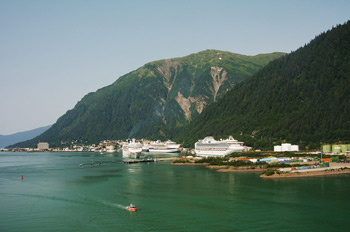 Фото 17. Город Джуно — столица Аляски