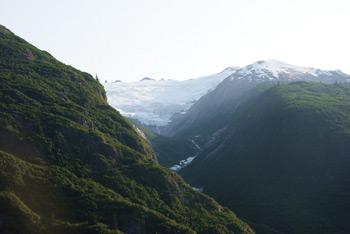 Фото 32. Там, наверху, солнце и снег