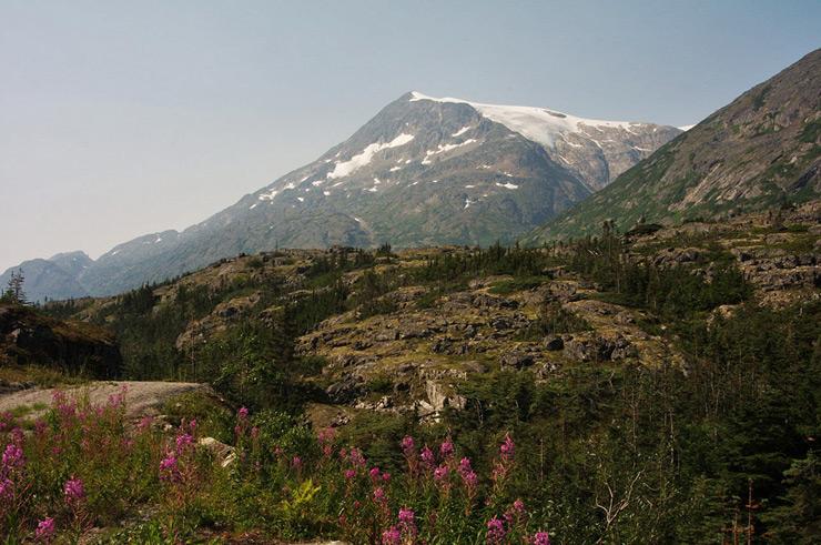 Фото 38. Пейзаж Аляски