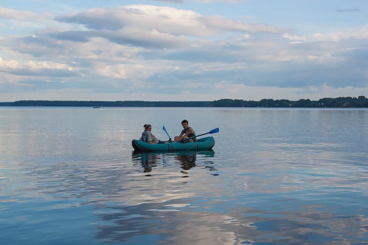 Где можно отдохнуть в выходные с рыбалкой