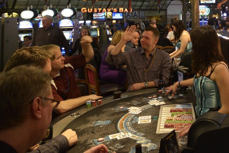 Las Vegas Kazino Igra