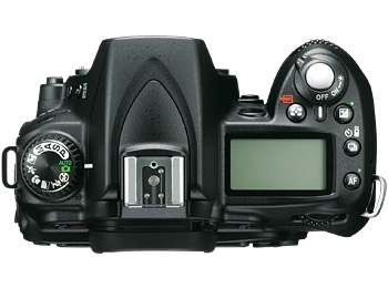 ... Nikon D90 с возможностью съемки видео